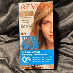Revlon Total Color - Dark Natural Blond